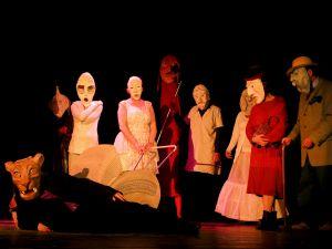 Maskentheater